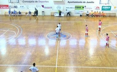 El Club Jumilla FS sale de los puestos de descenso tras su victoria en Barinas