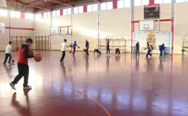 El Pabellón Municipal Carlos García acogerá la concentración de la última jornada de Minibasket