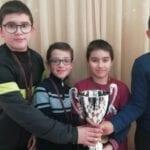 El CEIP Miguel Hernández vence en la fase final del  Torneo de Ajedrez de 'Deporte Escolar'