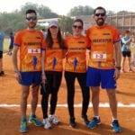170 Km solidarios en la IV Ultramaratón de Anantapur