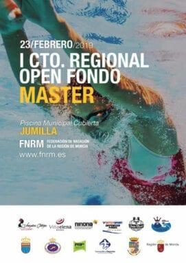 Primer Campeonato Regional Open Fondo Máster en Jumilla