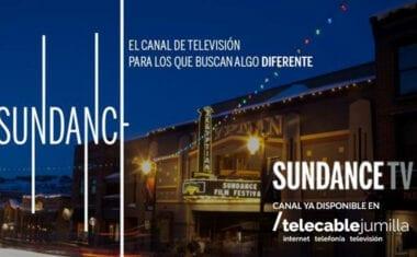 Sundance TV llega a Telecable Jumilla
