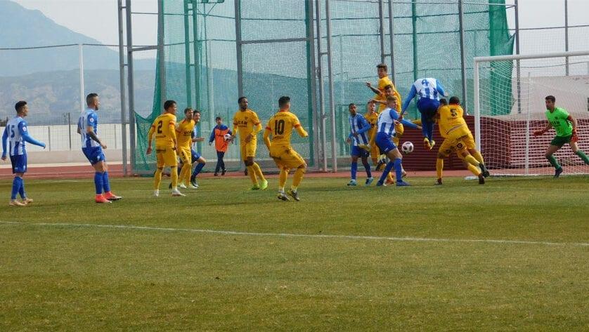 Tercera derrota consecutiva para el FC Jumilla