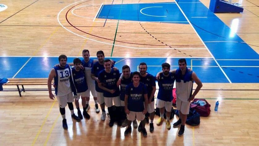 Tercera victoria consecutiva de la temporada para el Club Baloncesto Jumilla