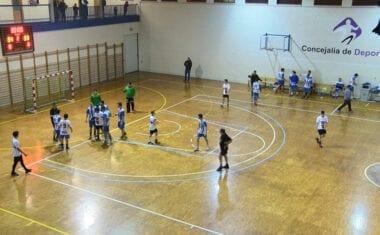 Remontada y victoria del Club Balonmano Jumilla ante San Lorenzo