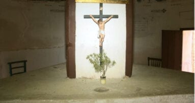 Altar Trinidad Santa Ana Jumilla