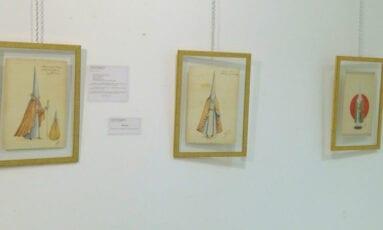Bocetos tunicas Magdalena Jumilla