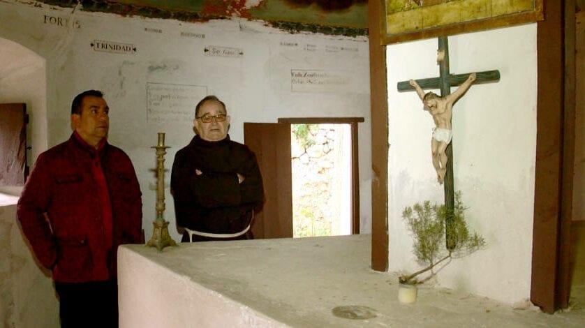 El dinero recaudado este año en el Almuerzo Solidario de los Tambores de Jumilla se destinará a la restauración de la Capilla de la Trinidad de Santa Ana