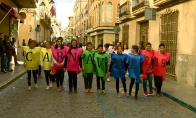 Carnaval Infantil Jumilla
