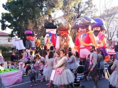 Desfile Carnaval Jumilla Playmovil