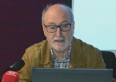 Dr. Antonio López Bermejo, presidente de la Fundación Nacional de Lucha contra la Leucemia