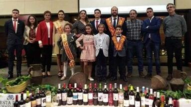 Elección Vendimiadores Fiesta Jumilla 2019