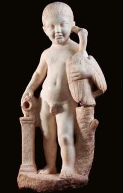 Estatua infantil Los Cantos Bullas