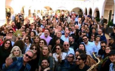 ADIX Jumilla consiguió en el evento solidario gastronómico algo más de mil doscientos euros