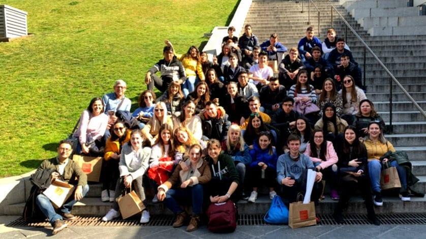Los alumnos de 2º Bachillerato del IES Arzobispo Lozano viajan a Madrid y Cuenca
