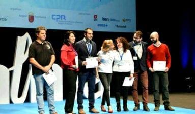 Gines Toral Infanta Elena Jumilla recogida premio