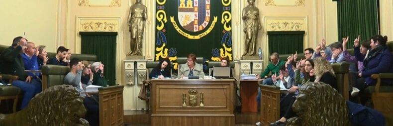 La moción del PP fue aprobada por unanimidad