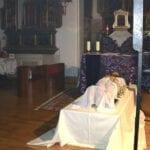 La noche de las antorchas trascurrió serena por el Huerto del Convento