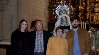 Marcha Procesional Virgen Soledad Jumilla compositor y sus padres