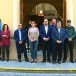 El Ayuntamiento de Jumilla participa en el minuto de silencio por el 15º aniversario de los atentados del 11M