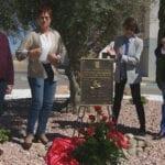Jumilla rinde homenaje a sus trece vecinos deportados a campos de concentración nazis