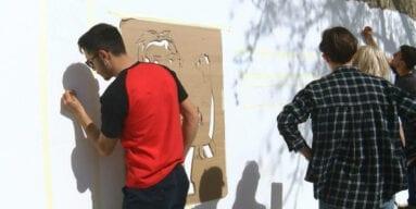 Pintando por la Igualdad Jumilla