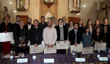 Presentacion Libro Semana Santa Jovenes Cofrades Jumilla