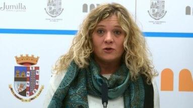 Salvi Perez concejala Politica Social Jumilla