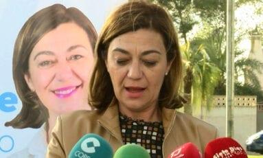 Seve Gonzalez candidata PP Alcaldia Jumilla