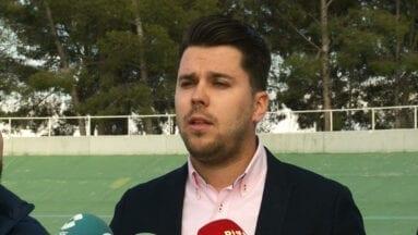 Aitor Jiménez responsable de las áreas de deporte y juventud del Partido Popular de Jumilla