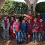 Tres posiciones de podio para el Club Ajedrez Coimbra en el Regional por Edades