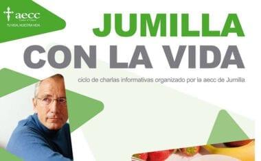 """Ciclo """"Jumilla con la vida"""" organizado por la AECC de Jumilla"""