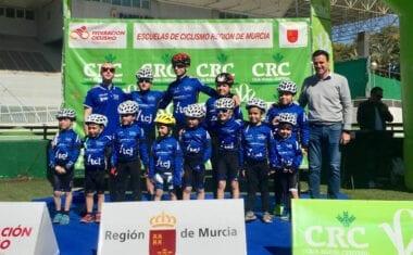 Durante la IV Fiesta del Deporte se presentaron las Escuelas de Ciclismo