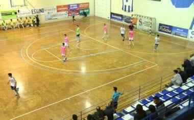 Derrota del Club Jumilla FS en casa ante el líder por 3-6