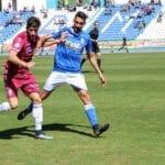 El FC Jumilla mereció mucho más en el partido ante el UD Melilla