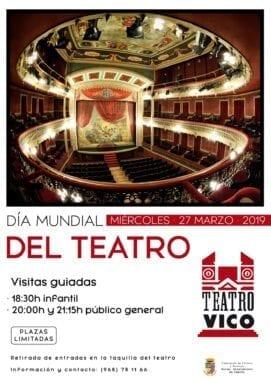 Dia Mundial del Teatro en el Vico