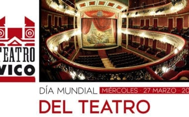 El Teatro Vico celebra el Día Mundial del Teatro con tres visitas guiadas