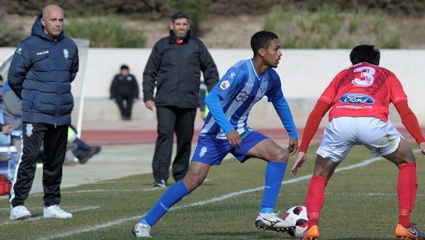 El FC Jumilla buscará encadenar una segunda victoria consecutiva ante otro filial