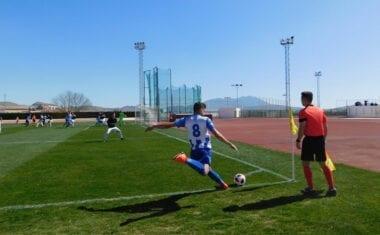 Al FC Jumilla se le resiste la victoria en casa