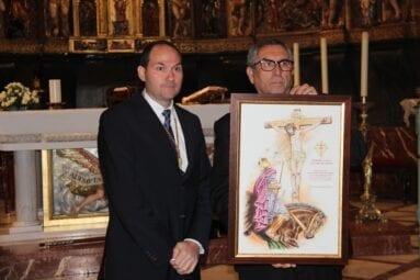 "Francisco Pérez, galardonado ""La Lanzada"" 2019"