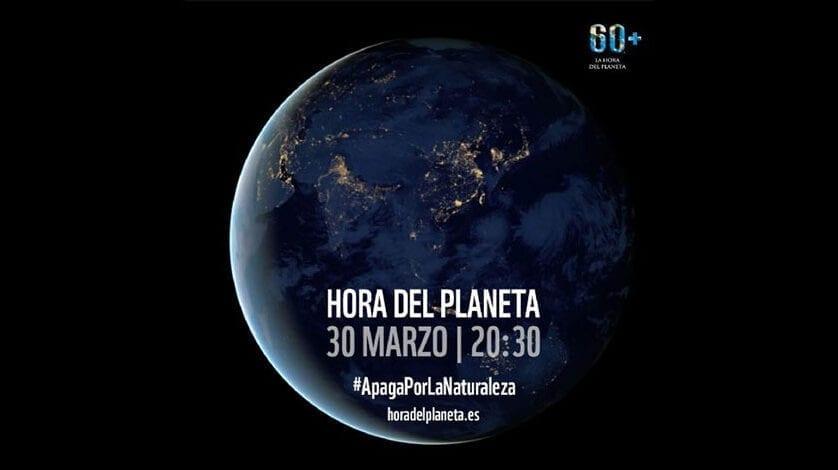 "Jumilla se suma a la ""Hora del Planeta"""