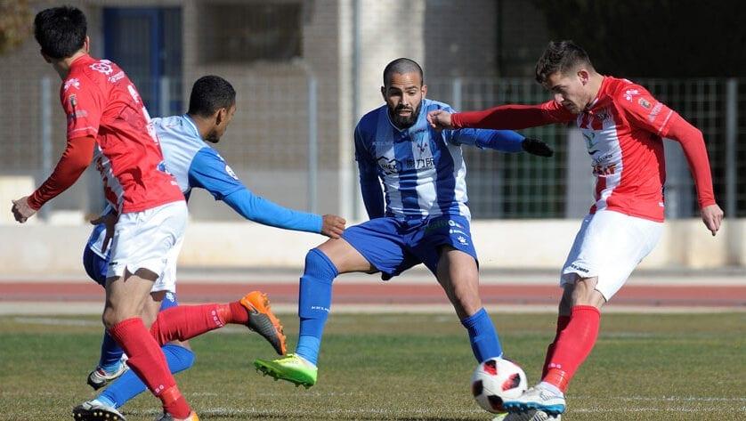 Jornada complicada para el FC Jumilla en la casa del UD Melilla