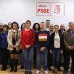 El PSOE de Jumilla elige por aclamación a quienes les representarán en la próxima Corporación Municipal