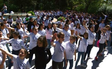 FIDEMUS 2019 volvió a llenar el Jardín del Rey Don Pedro de música y baile