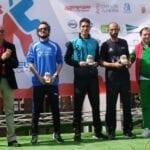 Podio para el Athletic Club Vinos DOP Jumilla en la Media Maratón Internacional Ciudad de Elche