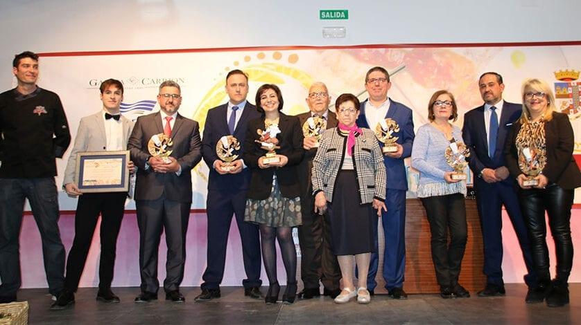 El Grupo Siete Días Jumilla entrega los II Premios de la Gastronomía