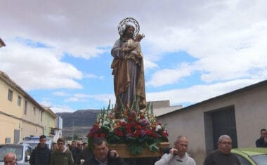 Durante este fin de semana La Alquería celebra sus fiestas en honor a San José