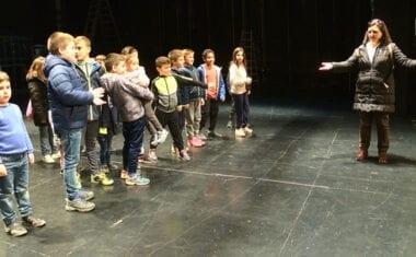 El Teatro Vico celebró el Día Mundial del Teatro con tres visitas guiadas gratuitas