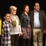 Presentados los Cargos Festeros 2019 de la Asociación de Moros y Cristianos Don Pedro I