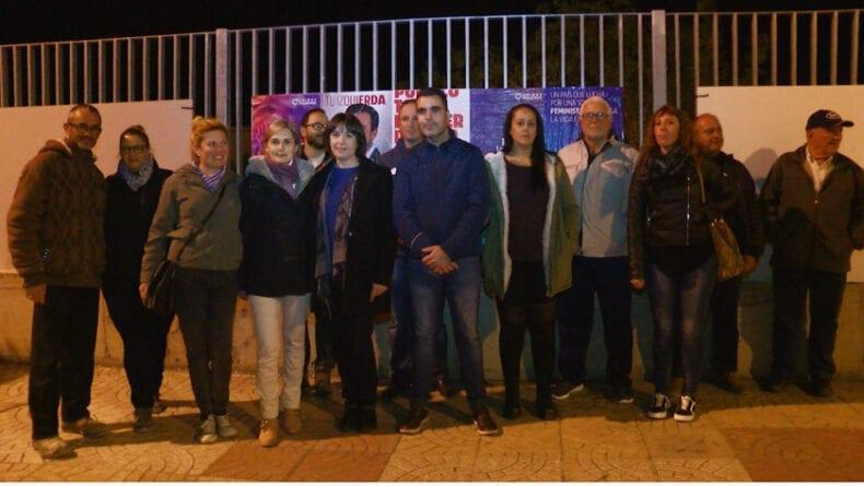 Inicio de la Campaña Electoral para IU-Podemos